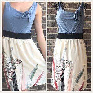 ANTHROPOLOGIE | One September Summer Dress S Tank